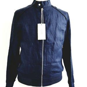 NWT Zara Men Linen Jacket